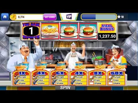 Real Deal Diner - Jackpotjoy Slots 🎰 Android Gameplay Vegas Casino Slot Jackpot Big Mega Wins Spins