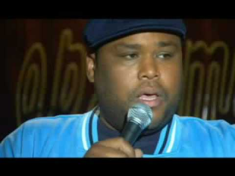 anthony anderson  black people dont know a cousin real name