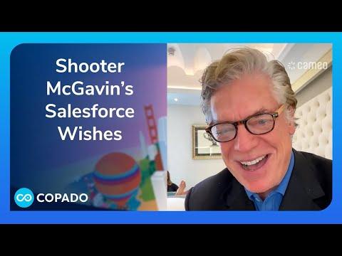 Shooter McGavin's Salesforce Wishes