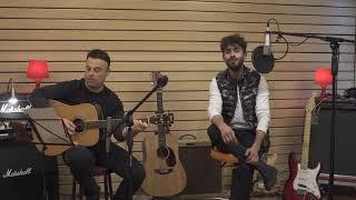 Tan Taşçı Yalan Akustik Cover Studio Artline Akustik Video