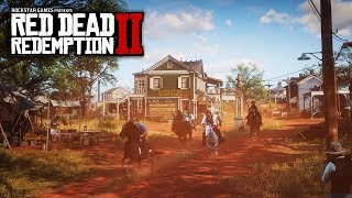 Red Dead Redemption 2 - Latest News! Where's Gameplay #2? PlayStation Tease, Previews Coming & More