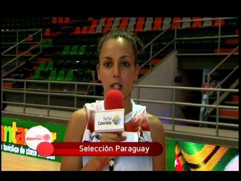 Selección Paraguay presente en Señal Deportes