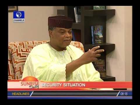 Boko Haram: Expert calls for increased border security - Part 2