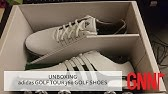 730cb1cc59b UNBOXING: adidas Golf Tour360 Silver Boost special edition - YouTube
