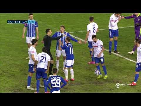 Hajduk Split Lokomotiva Zagreb Goals And Highlights
