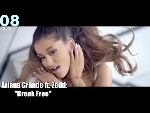 Top 10 Songs Of ... Zedd