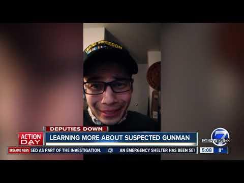 Douglas County shooting suspect was Iraq War veteran