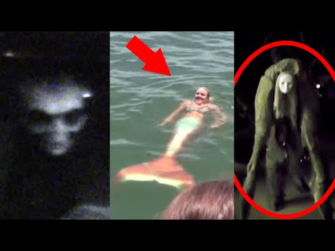 10 Mysterious Creatures Caught on Tape