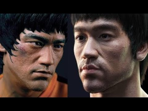 Bruce Lee Brought Back To Life With AMAZING CGI