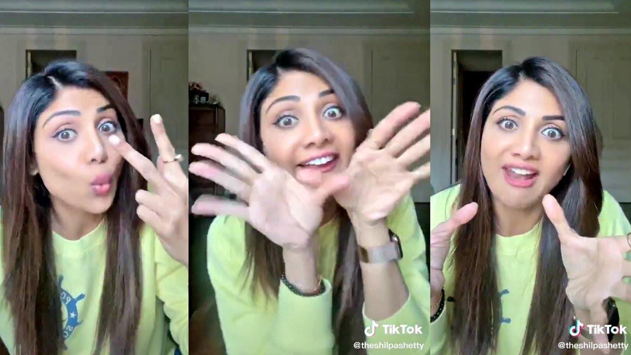 Shilpa Shetty's Latest FUNNY ??? Tik Tok Videos | Bollywood Actress Tik Tok 2020