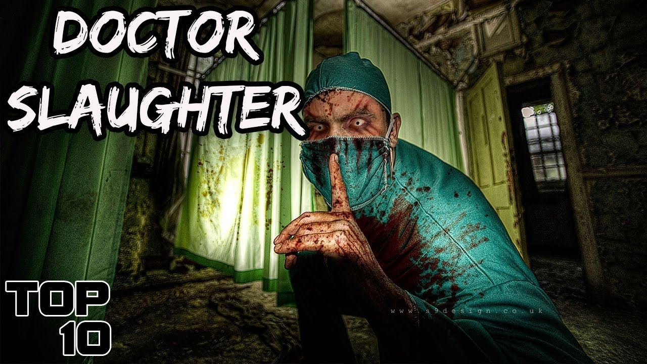 Top 10 Scary Surgeon Stories Youtube