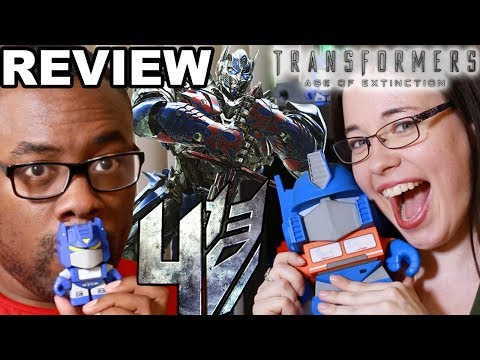 TRANSFORMERS Age of Extinction REVIEW (ft. Lindsay Ellis) : Black Nerd