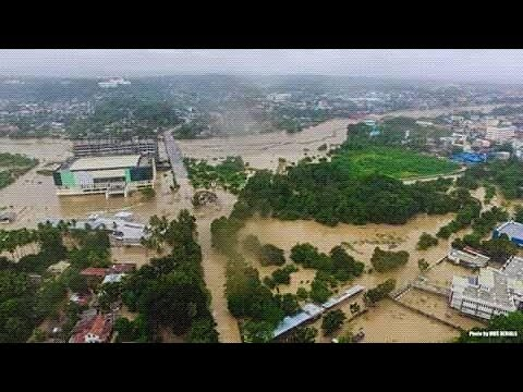 Tropical Cyclone 'Vinta'(TEMBIN) leaves the Philippines, Aerial Views of widespread damage