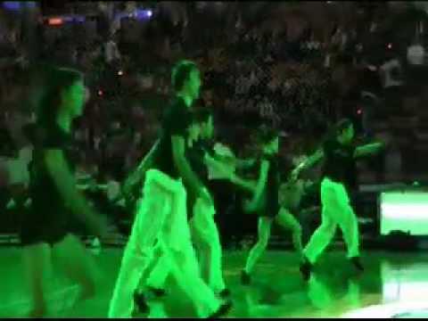 Boston Ballet at the TD Bank North Garden at a Celtics Game vs The Knicks