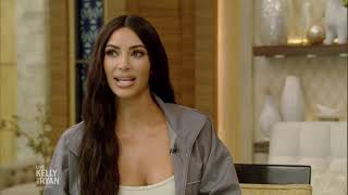 kim kardashian talks about kanye west