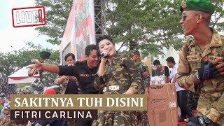 FITRI CARLINA - SAKITNYA TUH DISINI (LIVE SAMARINDA)