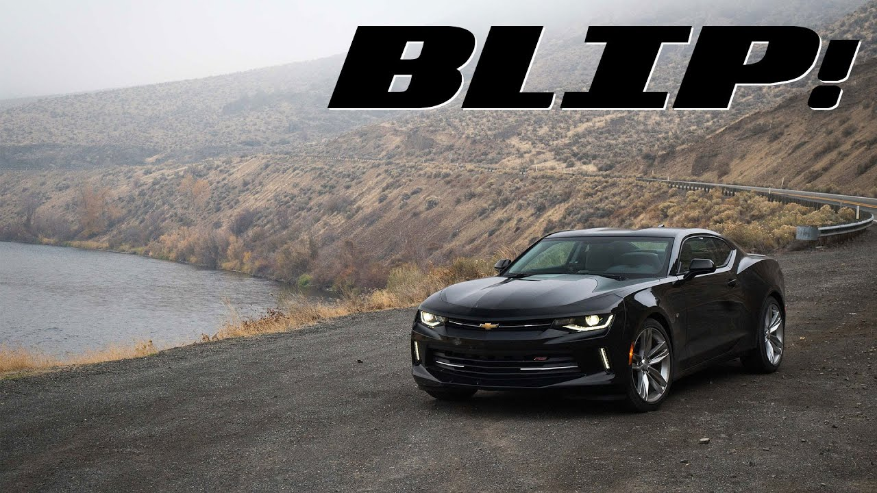 A Basic 2016 Chevrolet Camaro V6 Is The Most Surprising