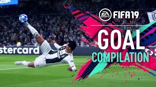 "FIFA 19 | ""NEW SEASON"" Goal Compilation"