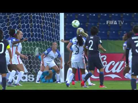 Match 23: Japan v USA - FIFA U-17 Women's World Cup 2016