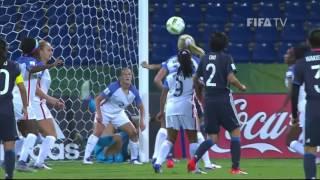 Match 23: Japan v USA - FIFA U-17 Women's World Cup 2016