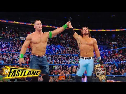 John Cena is humble in his defeat to AJ Styles: Exclusive, March 11, 2018 thumbnail