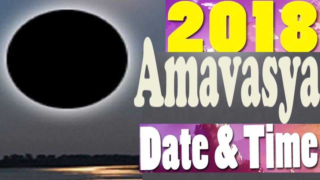 july 2018 amavasya 2018 Amavasya Dates Time Schedule for India | 2018 Amavasya  july 2018 amavasya