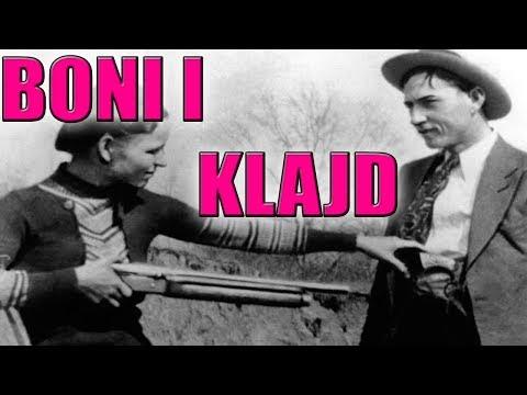 Boni I Klajd - Najpoznatiji Kriminalni Par