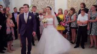 Свадьба, Саша и Аня 19 июля 2013 года.