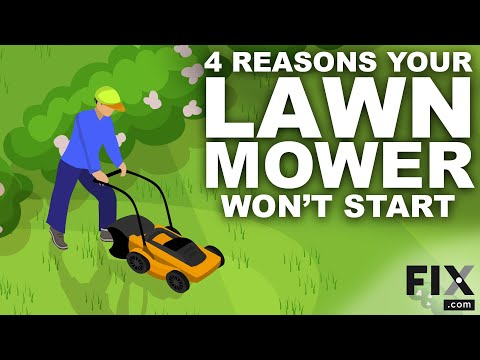 Maintaining and Repairing Your Lawn Mower | Fix com