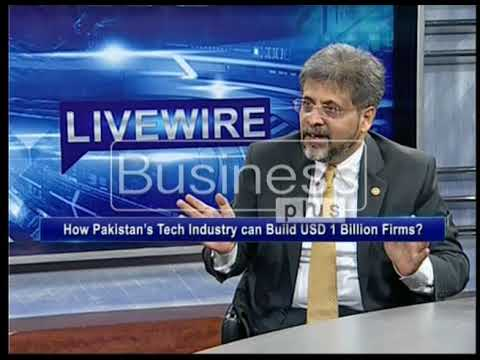 LIVE WIRE | IT Sector | Shiraz Anwar | 26, March 2018