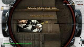 Hack cf M700 bắn như 3z bắn tỉa[Zombie V4]