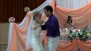 Танго и Медленный Вальс, свадебный танец в Новосибирске