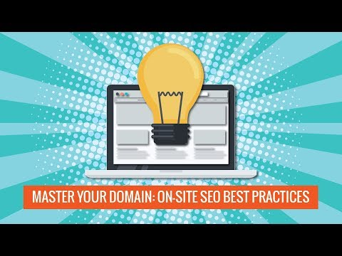 Master Your Domain: On-Site SEO Best Practices