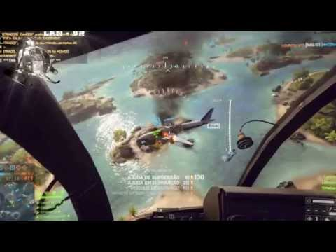 Gameplay Scout Helicopter 45/12 (Lost Island) - Lannn -  BR
