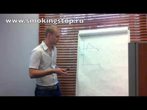 Урок №1 постепенное уменьшение курения сигарет