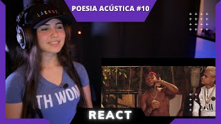 Poesia Acústica #10 Mc Cabelinho, Orochi, JayA Luuck, Pk, Black, Delacruz, Bk', Ludmilla [REACT MAH]