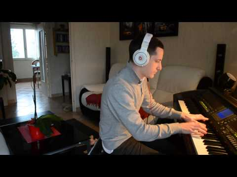 Muse - Absolution - Butterflies and hurricanes (Piano cover Instrumental)