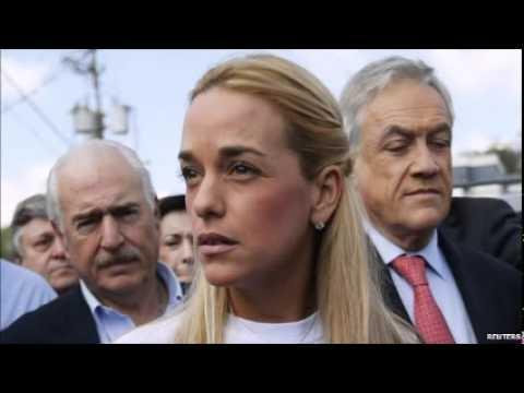 Venezuela denies Pinera and Pastrana access to Lopez in jail