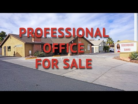 Professional Office For Sale in Las Vegas