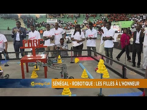 Senegal: Girls shine in robotics competition [The Morning Call]