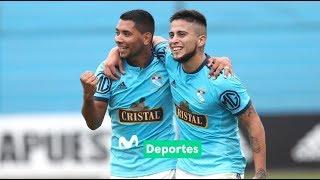 La Carne del Domingo: Sporting Cristal 3-0 Sport Huancayo| RESUMEN Y GOLES