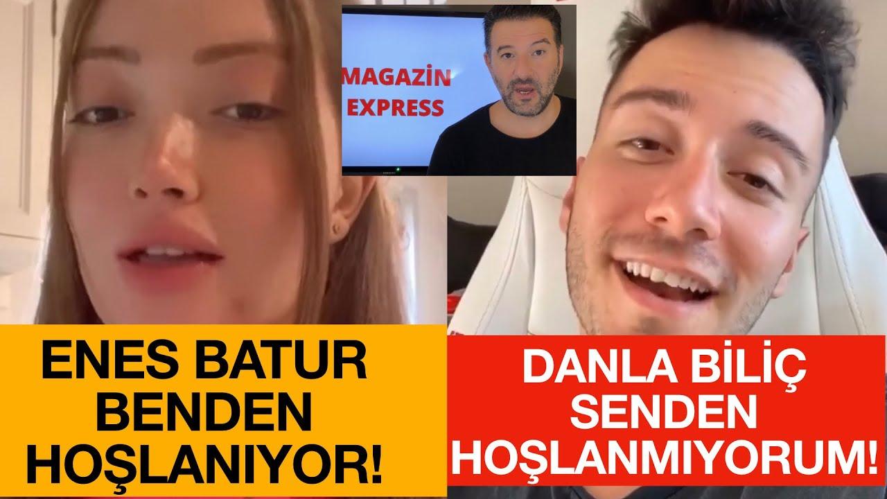 DANLA BİLİÇ | ENES BATUR BENDEN HOŞLANIYOR! #danlabilic #enesbatur