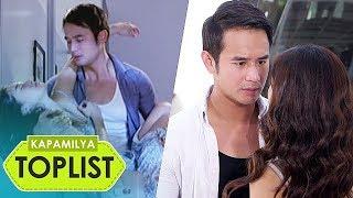 Kapamilya Toplist: 13 signs Adrian is falling slowly for Mich in PHR Araw Gabi