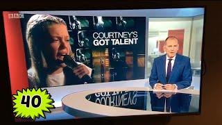 Courtney Hadwin BBC Media, Interviews 👉 Shotton Hall Schoolmates  | 2018 EP40 (CC)