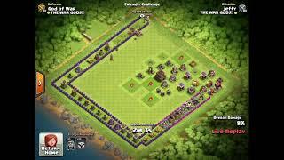 Clash of Clans troll base