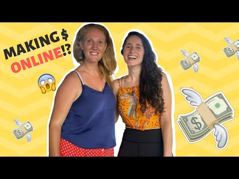 BUSINESS 101 - How to make money online (Pivoting from Covid-19)  with Janet Newenham