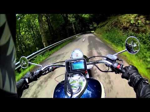 Europe Motorbike trip Part 5