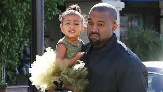 Video North West Is Adorable In Green At Dance Class With Kanye, Kourtney And Penelope download MP3, 3GP, MP4, WEBM, AVI, FLV Januari 2018