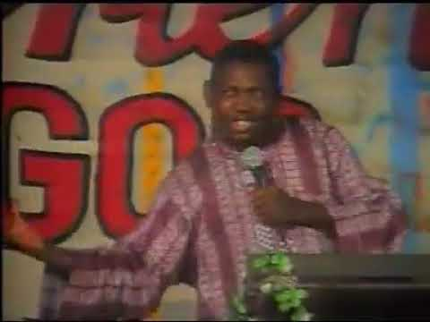 EXPERINCING GOD BY GBILE AKANNI