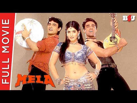Mela - Full Movie | Aamir Khan, Aishwarya Rai, Twinkle Khanna | SuperHit Bollywood Movie | FULL HD